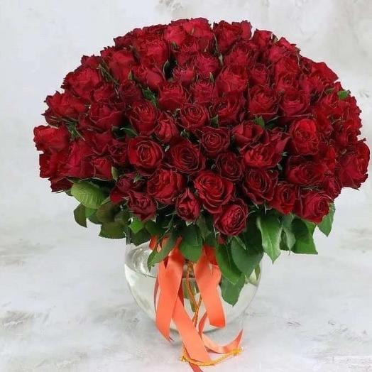51 Роза Кения 60 см
