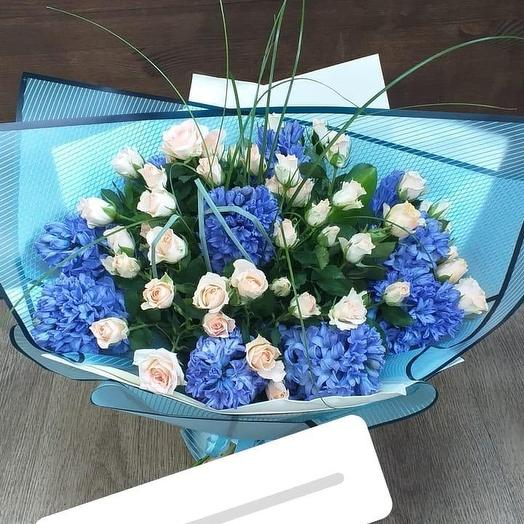 Всё будет хорошо🤗: букеты цветов на заказ Flowwow