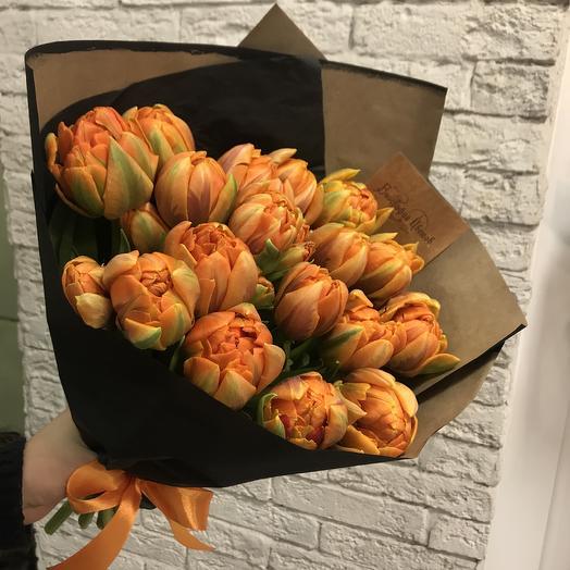 Тюльпан: букеты цветов на заказ Flowwow