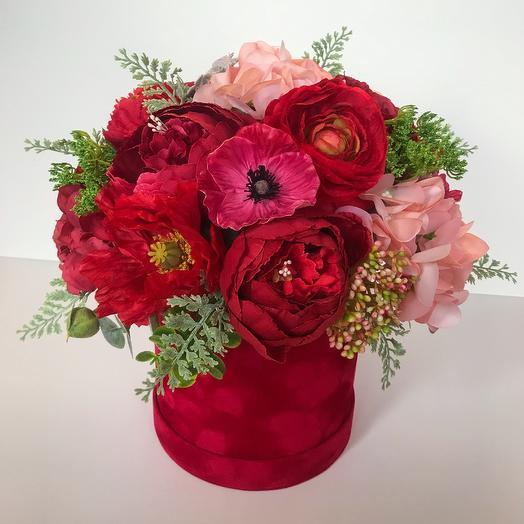 Композиция Флоренция: букеты цветов на заказ Flowwow