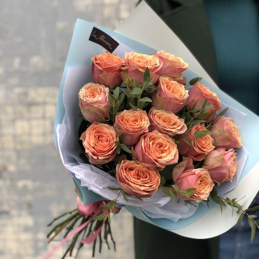 Букет со вкусом: букеты цветов на заказ Flowwow