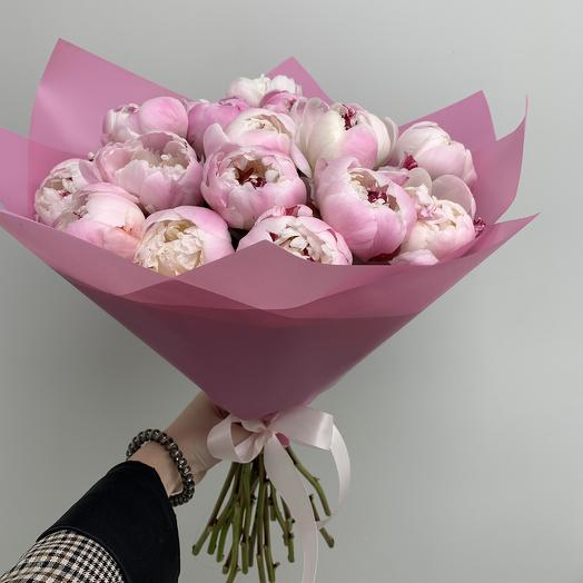 Клубничный пломбир: букеты цветов на заказ Flowwow