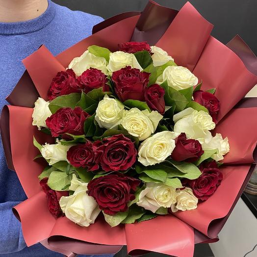 Торжество надежды: букеты цветов на заказ Flowwow