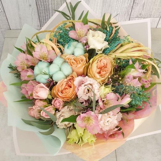 Ассорти радуга: букеты цветов на заказ Flowwow