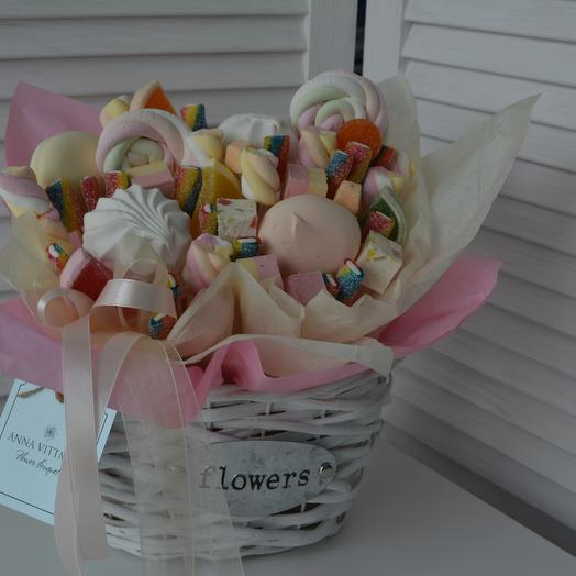 Мозайка: букеты цветов на заказ Flowwow