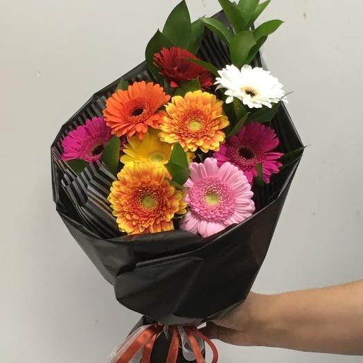 Монобукет из Гермини 🌹: букеты цветов на заказ Flowwow