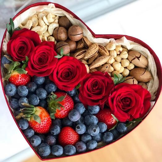 Сердце вкусностей