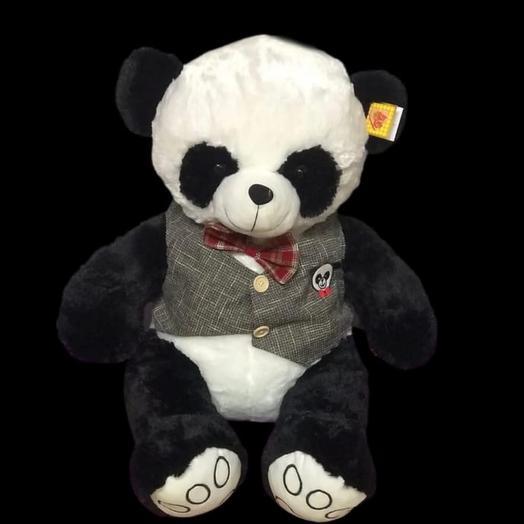 Панда в кофточке