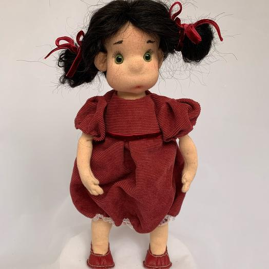 Author's doll