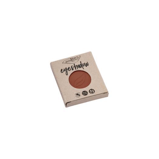 Тени для век REFILL 27 Теплый коричневый (матовые), PuroBio