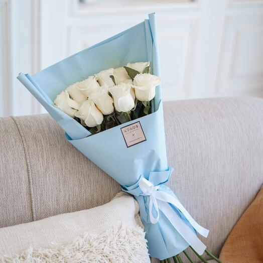 11 роз blue