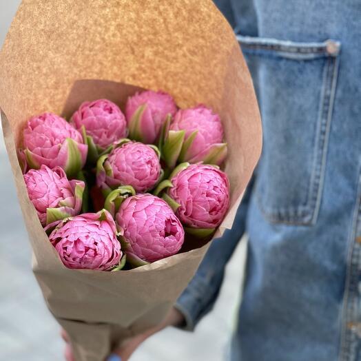 Супер тюльпаны