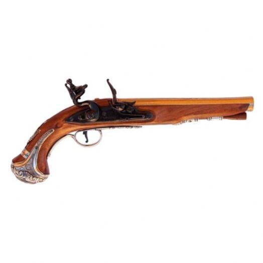 Пистоль английского генерала Вашингтона 18 века