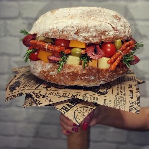 Букет бургер