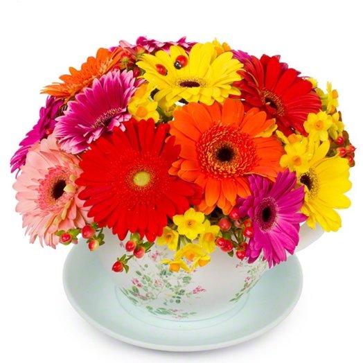 Букет Джага: букеты цветов на заказ Flowwow