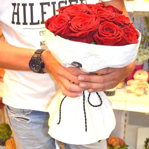 Букет Вечерний Ургант: букеты цветов на заказ Flowwow