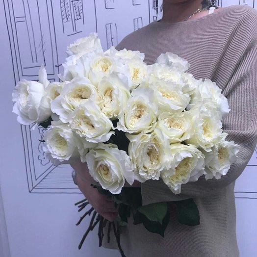 Букет из розы PATIENCE: букеты цветов на заказ Flowwow