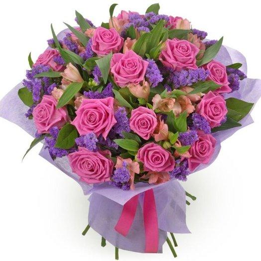 Букет № 77 Кейти: букеты цветов на заказ Flowwow
