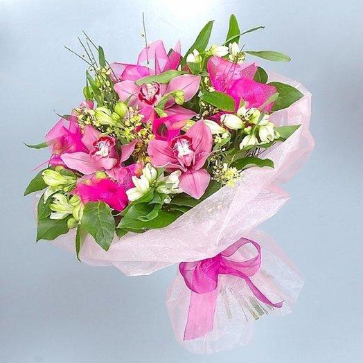 Букет цветов - Нежность: букеты цветов на заказ Flowwow