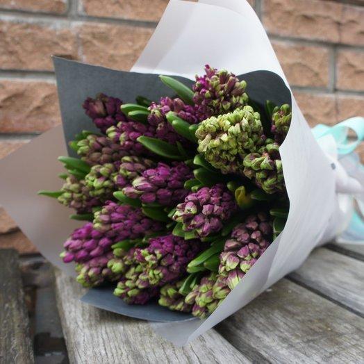 Чарующий аромат: букеты цветов на заказ Flowwow
