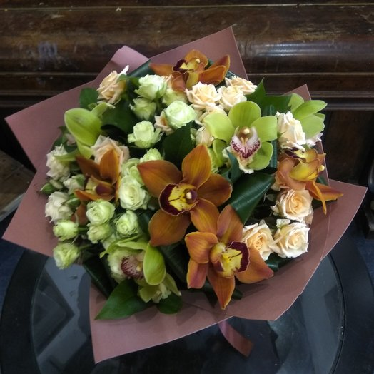Тропики: букеты цветов на заказ Flowwow