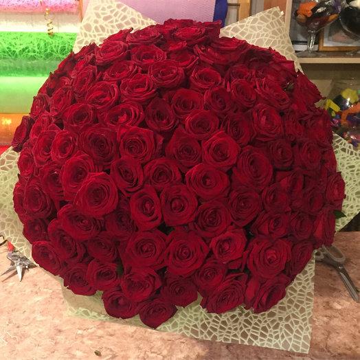 151 роза 85см: букеты цветов на заказ Flowwow