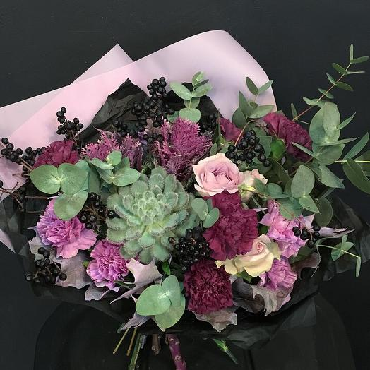 Английская роскошь: букеты цветов на заказ Flowwow