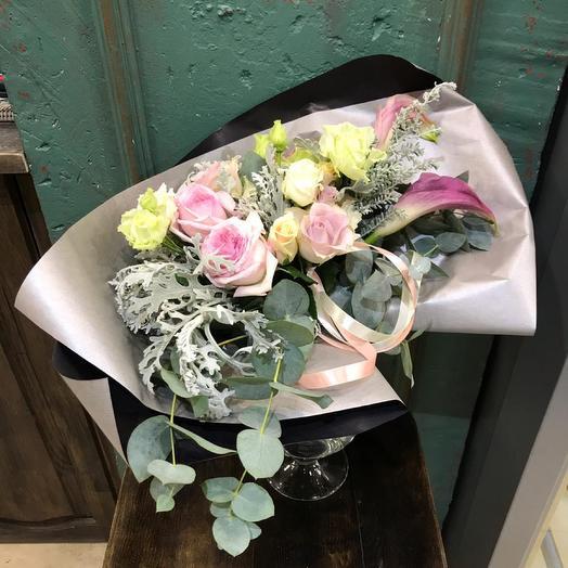 """Букет """"Королевский"""": букеты цветов на заказ Flowwow"""