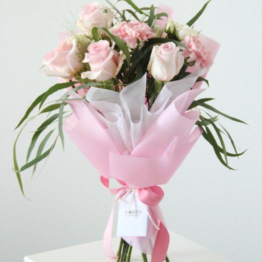 Anny: букеты цветов на заказ Flowwow
