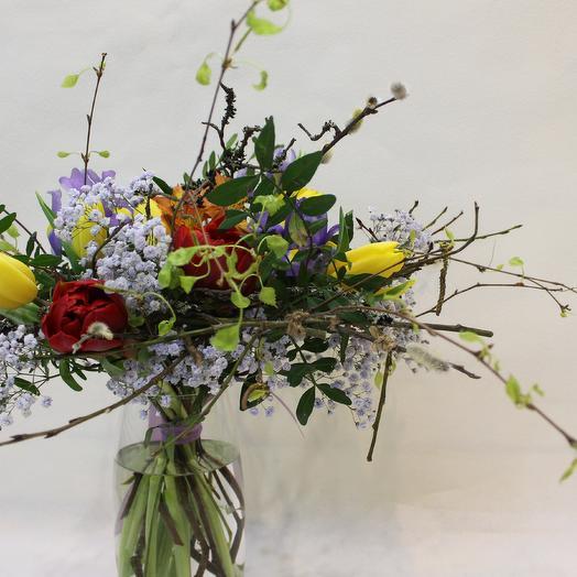 Проталина: букеты цветов на заказ Flowwow