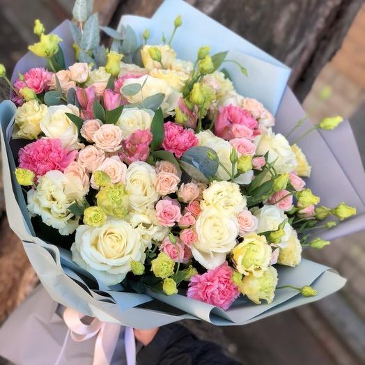 """Букет роз """"Царица"""": букеты цветов на заказ Flowwow"""
