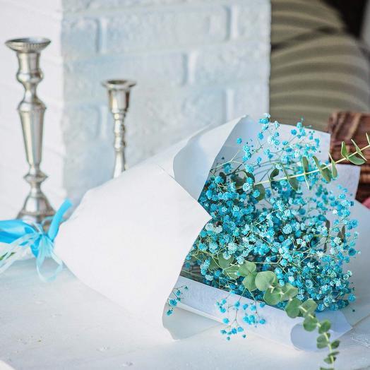 Букет «Вечное сияние чистого разума»: букеты цветов на заказ Flowwow