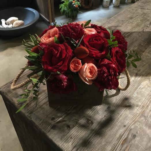Волшебство: букеты цветов на заказ Flowwow