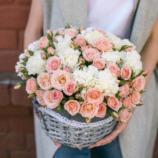 Basket of tenderness