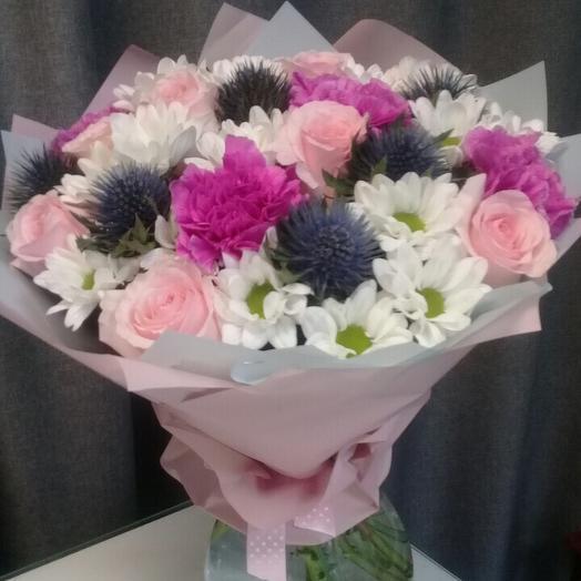 """Букет """"Нежный взгляд"""": букеты цветов на заказ Flowwow"""