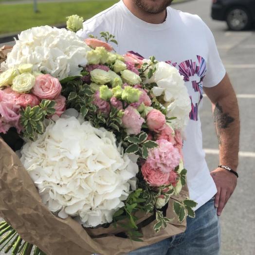 Букет Нежный: букеты цветов на заказ Flowwow