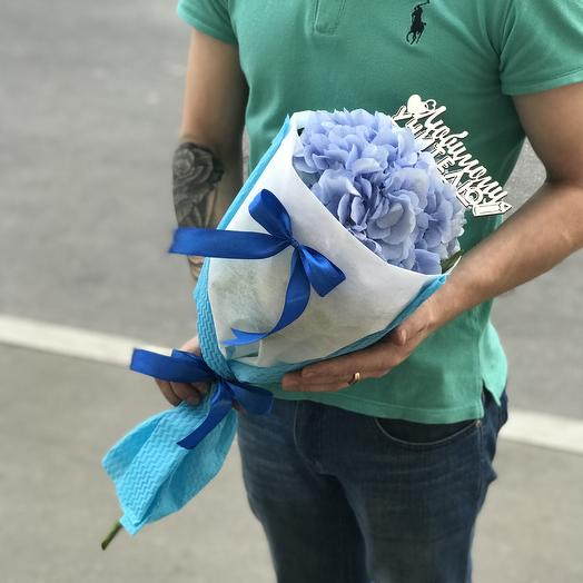 Букет от ученика: букеты цветов на заказ Flowwow