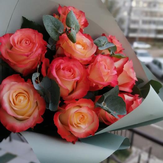 Моя любовь 💙: букеты цветов на заказ Flowwow