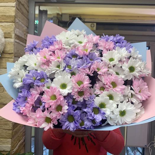 Воздушный серпантин: букеты цветов на заказ Flowwow