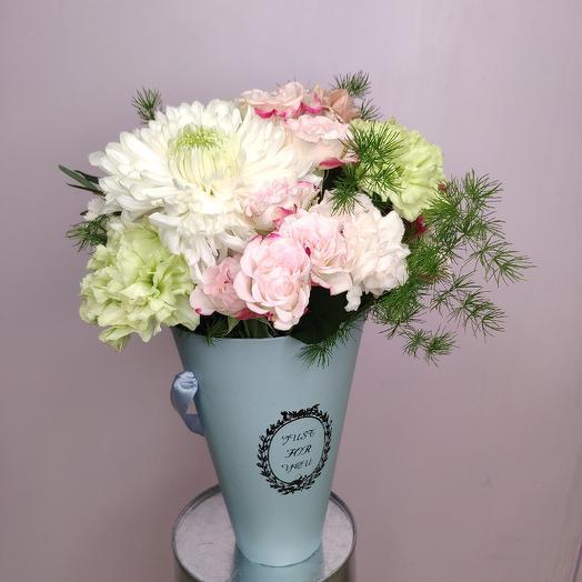 Композиция 2772: букеты цветов на заказ Flowwow