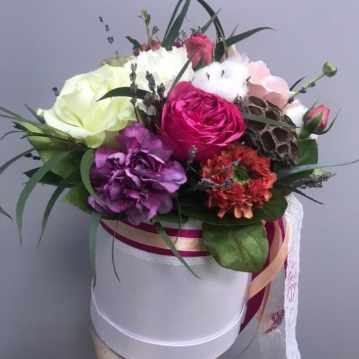 Сладкий декабрь: букеты цветов на заказ Flowwow