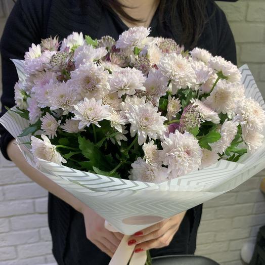 Кружево сантини: букеты цветов на заказ Flowwow