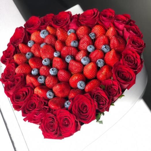 Сладкой: букеты цветов на заказ Flowwow
