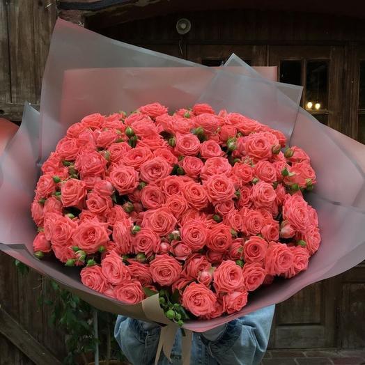 Букет Барбадос: букеты цветов на заказ Flowwow