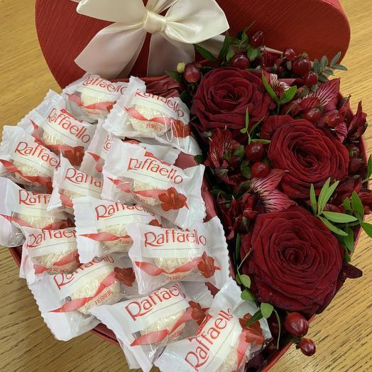 С 14 февраля: букеты цветов на заказ Flowwow