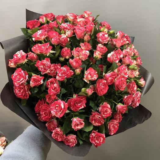 Классные розы: букеты цветов на заказ Flowwow