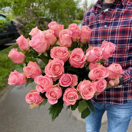 Роза Хермоса 70 см