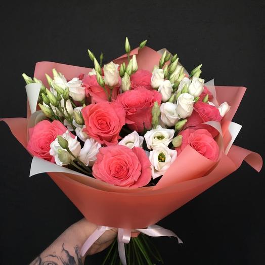 Amsterdam: букеты цветов на заказ Flowwow