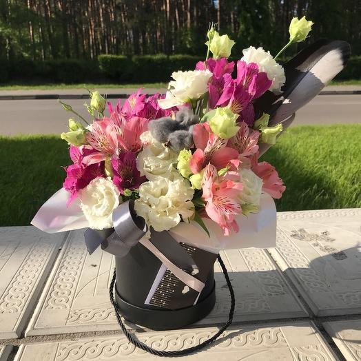 Летто Букетто - 017: букеты цветов на заказ Flowwow