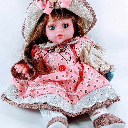 Кукла музыкальная 60 см